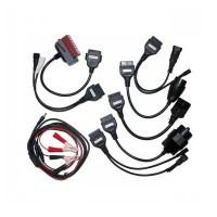 Комплект переходников для Autocom CDP Pro Cars