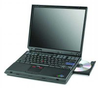 Ноутбук IBM ThinkPad T30
